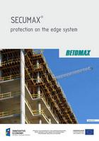 SECUMAX protection on the edge system